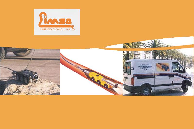 Imagen web LIMSA limpiezas y desatascos Salou