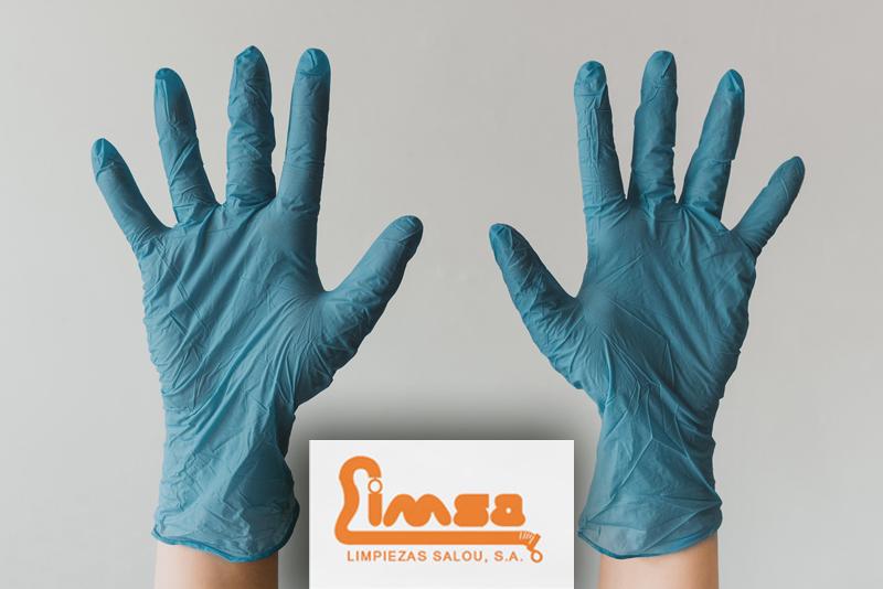 Limpieza Industrial – Desinfección