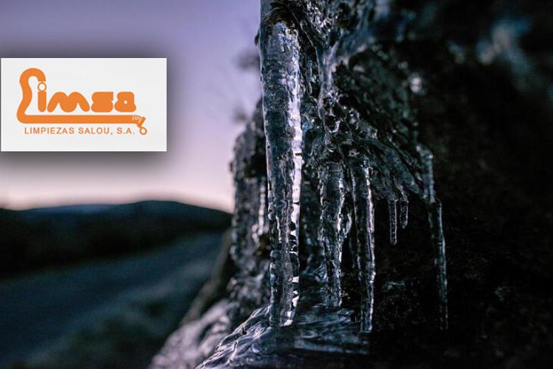 ¿Qué hacer para que no se congelen las tuberías?